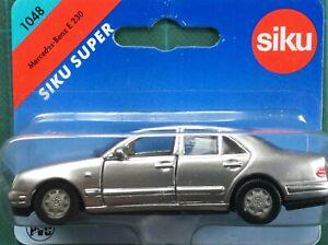 SiKu Mercedes Benz E 230 # 1048 (Approx 8 cms. long)