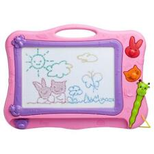 Kids Magnetic Drawing Board Toy Travel Small Activity Girl Magna Doodle Gift NEW
