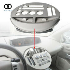 ABS Center Console Radio Instrument Panel Bezel Cover for 2004-2005 Nissan Quest(Fits: Nissan)