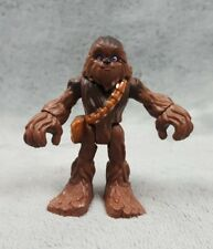 Playskool Star Wars Galactic Heroes Jedi Force CHEWBACCA figure with hands