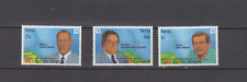 NEVIS 1994 CARICOM PERSONALITIES SET MINT NEVER HINGED