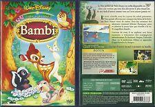 DVD - WALT DISNEY : BAMBI ( DESSIN ANIME ) / COMME NEUF