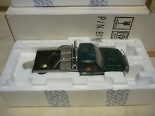 A Franklin mint of a scale model of a 1996 Ford F150 Pick up  truck, boxed,