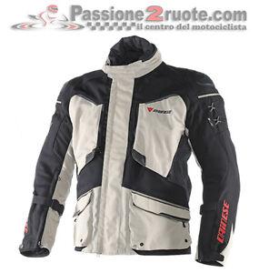 Veste Dainese Ridder D1 Noir Goretex Peyote Black Moto Jacket