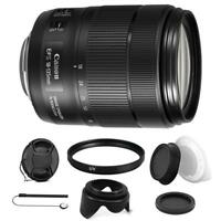 Canon EF-S 18-135mm f/3.5-5.6 IS NANO USM Lens with Bundle for DSLR Cameras