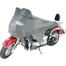 Show Chrome Universal Half Cover Motorcycle Covers GRAY