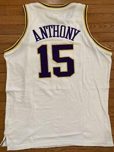 Reebok D'funkd Jersey Denver Nuggets 1970-71 Carmelo Anthony Large New
