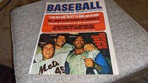 Baseball Sports Stars of 1970 Magazine New York Mets Cover
