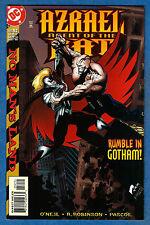 AZRAEL Agent Of The Bat # 52 - 1999 DC  (fn+) No Man's Land