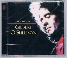 GILBERT O'SULLIVAN THE BEST OF CD USA F.C. SIGILLATO!!!