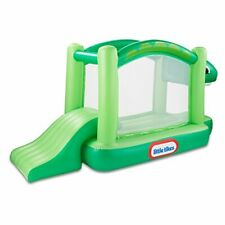 Toddler Inflatable Dino Bouncy Castle Activity Jump Game Kids Active Indoor Play