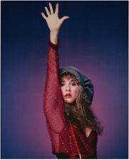 Stevie Nicks Fleetwood Mac Stunning Glamour Portrait Vintage photo Iconic Rock