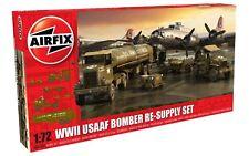 Airfix 1/72 Model Kit 06304 USAAF Bomber Re-supply Set