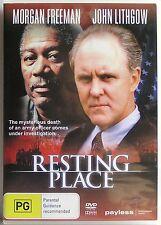 RESTING PLACE (1986) DVD MOVIE John Lithgow, Richard Bradford, Morgan Freeman