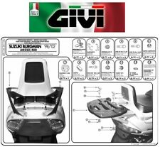 Attaque arrière spécifique SUZUKI ANNO 250-400 Burgman 1998 1999 SR111M GIVI