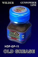 Wilder GP-11 - Gunpowder Line: Old Grease Pigments, 50ml Bottle