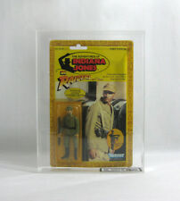 NEW 1982 Raiders Lost Ark ✧ Indiana Jones ✧ Vintage Kenner UKG 85/85/80 AFA