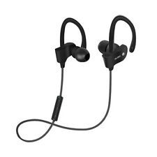 New Sport Bluetooth Headphone Stereo Earbud Bass Headset Wireless earplugs