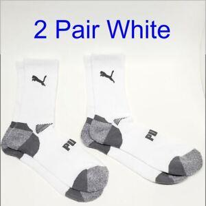 Puma Cool Cell Men's Crew Socks Sz 10-13 Various Colors & Quantities Mix & Match
