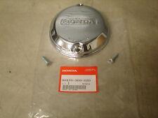 Honda OEM Points Cover w/ 2 Screws CB750 K0-K8 76 CB750A CB750F 30370-300-020