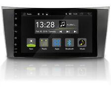 "für Mercedes E-Klasse W211  8"" Android Auto Radio Navigation USB BT DAB+ APP"