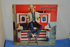 JERRY JEFF WALKER JERRY JEFF VINTAGE 1978 VINYL RECORD ALBUM LP33 6E-163-B SP