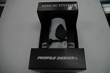Profile Design Aero HC Aerobar Hydration System Water Bottle Computer Mount Bike