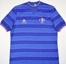 1983-1985 CHELSEA LE COQ SPORTIF HOME FOOTBALL SHIRT (SIZE XL)