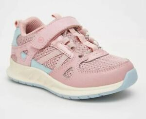 Toddler Girls' Surprize by Stride Rite Lane Light-Up Sneakers Pink - SIZE 8