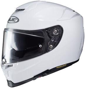 HJC RPHA-70ST Solid Helmet White XL