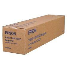 EPSON C13S050089 - GENUINE TONER MAGENTA C4000 - NEW - FATTURABILE