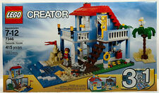 LEGO Set 7346 Creator Seaside House New Factory Sealed 415 pieces Ages 7-12