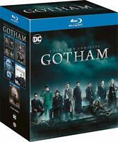 18 Blu-ray Box Cofanetto GOTHAM stagioni 1-5 serie completa nuovo