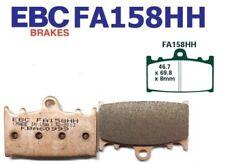 EBC Plaquettes De Frein FA158HH Devant Kawasaki ZXR 750 K1/K2/J1/J2 91-92