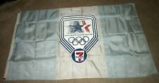 Los Angeles 1984 Olympics 7Eleven Flag
