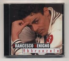 Cd FRANCESCO BENIGNO Abbronzata - 2005 NUOVO musica napoletana neomelodici