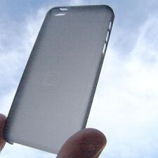 COVER PVC SUPER SOTTILE 0,2mm PROTEZIONE TRASPARENTE opaca x Apple iPhone 5c