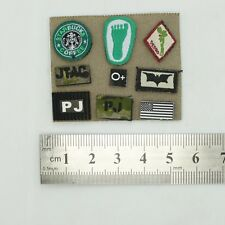X61-12 1/6 Soldierstory USAF PJ SS080B - Patches