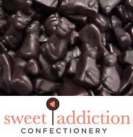 1kg Black Cats - Candy Lolly Buffet Bulk Gummy Party Lollies AUSTRALIAN MADE