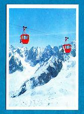 ITALIA PATRIA NOSTRA - Panini 1969 -Figurina/Sticker n. 40 - MONTE BIANCO -rec