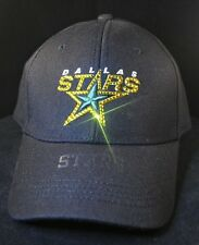 Dallas Stars Women's Crystal Bling Baseball Hat Cap