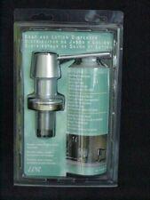 Soap Dispenser Counter Mount Under Sink 551 LDR P1200PL Platinum