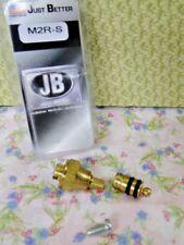 JB Gauge Set, Manifold Parts,*M2 Series Manifolds, Part# MR2-S