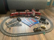 Lego City Eisenbahn Sammlung 7938 + 7937 + 7895 + 7499 + extra Waggon