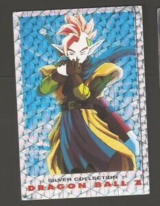 PANINI -  DRAGONBALL Z SILVER COLLECTION - TAPION 66 CARTA FIGURINA