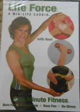 Anni Mairs Life Force Workout DVD Fitness Step New Exercise Strength Circuit