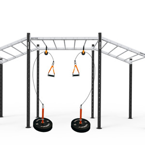 Cable Cross Over Pulley System -Official Lift & Press Pulleys