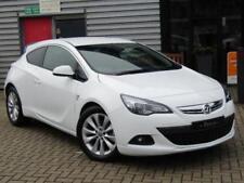 Vauxhall & Opel Less than 10,000 miles GTC Cars