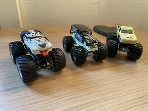 Vintage Hotwheels Monster Trucks