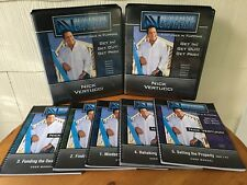 Nick Vertucci Fortunes In Flipping Real Estate Course - 5 MANUALS & 11 CD'S!